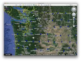 Array Map Iris Data Services Nodes Dmc Manuals Google Earth Files
