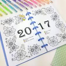 bullet journal tracker zen of planning