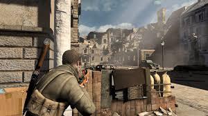 sniper elite v2 compressed pc game free download 1 5gb full