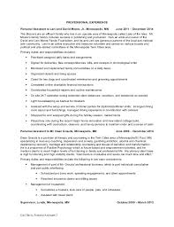 Personal Care Worker Resume Sample by Gail Davis Personal Assistant Resume 2015
