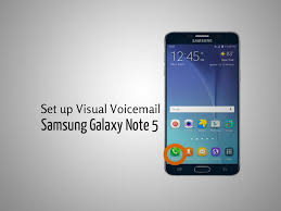 sprint visual voicemail apk set up visual voicemail samsung galaxy note 5