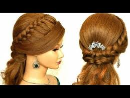 pakistani hairstyles in urdu latest best pakistani bridal wedding hairstyles 2017 2018 step
