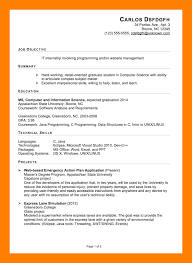 Objective In Resume For Internship 100 Project Objective Statement Exle 393786600791 How To