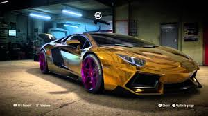 golden lamborghini nfs payback golden lamborghini heist double or nothing full