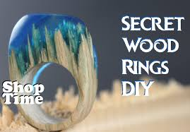 buy wood rings images Secret wood rings diy jpg