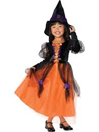 Girls Witch Halloween Costumes Pretty Witch Costume Girls Witch Halloween Costumes