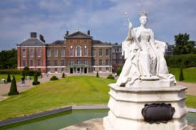 to kensington palace and babylon restaurant at the roof gardens