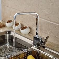 vima 1 handle modern square kitchen sink faucet canada faucet