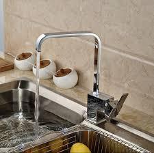 square kitchen sink vima 1 handle modern square kitchen sink faucet canada faucet
