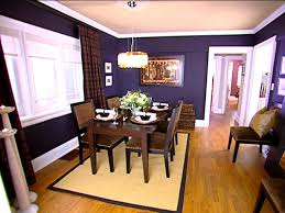 After Decorating AfricanInspired Dining Room Watch As A Dining - Purple dining room