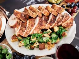 spicy turkey breast recipe giada de laurentiis food network