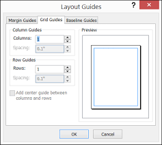 grid layout guide microsoft office can i snap to grid in publisher 2010 super user