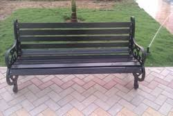 S Shaped Bench Red Color S Shaped Bench At Rs 2000 Onwards Concrete Furnitures