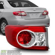 2011 toyota corolla brake light bulb toyota corolla 2012 tail lights ebay