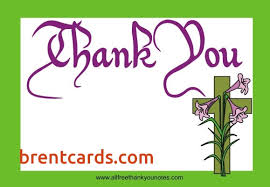 religious thank you cards free printable religious thank you cards free card design ideas