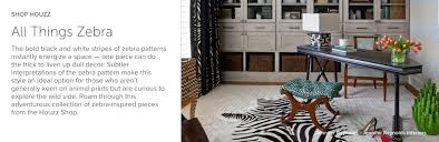 Wild Things Interiors Featured On Houzz All Things Zebra Moss Manor