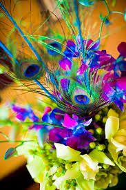 peacock centerpieces peacock feather centerpiece peacock feathers do not seem t flickr