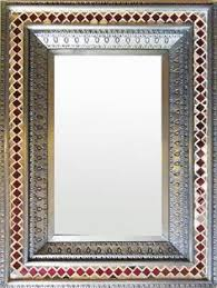 Decorative Mirrors For Bathrooms by Iron Mirror U0027001 U0027