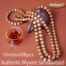 large wood bead necklace images 15mmxbuddhist rosary beads necklace wooden bangle high oil quality jpg