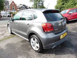 volkswagen grey used grey vw polo for sale gloucestershire