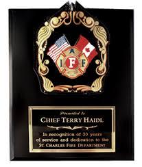 retirement plaque shield plaque