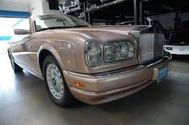 roll royce pakistan 2001 rolls royce corniche for sale 2044643 hemmings motor news