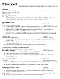 Sample Resume Doc by Customer Service Bank Resume Sample Resumedoc