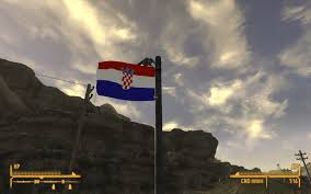 Flag Minecraft Croatian Flag Retexture At Fallout New Vegas Mods And Community