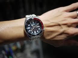 seiko divers for wrists