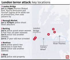borough market plan pressure rises on anti terror chiefs as london bridge toll rises
