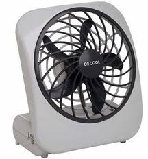 battery operated fans battery powered fans my cooling store