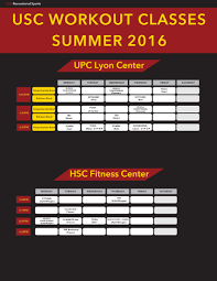 la fitness hours thanksgiving hsc fitness center hsc recreational sports usc student affairs