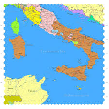 Map Of Spain And Italy by The Tao Of D U0026d Italia Updated