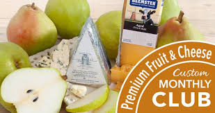 fresh fruit delivery monthly monthly clubs featuring fruit of the month meat and cheese and