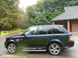 land rover range rover 2009 land rover range rover sport 3 6 tdv8 sport hse 5dr automatic for