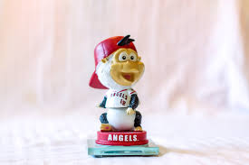 complete list of angel stadium bobbleheads i love mike trout