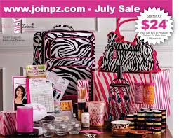 pink zebra home independent consultant july 2015