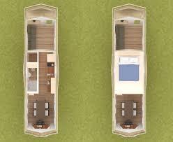 large tiny house plans tiny house zephyr