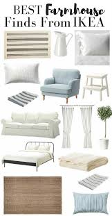 Ikea Best Products 2016 My Favorite Farmhouse Finds From Ikea Farmhouse On Boone