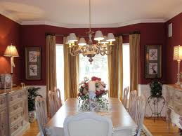 curtain design for dining room terrific dining room curtain ideas