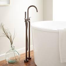contemporary gooseneck bathroom faucet signature hardware