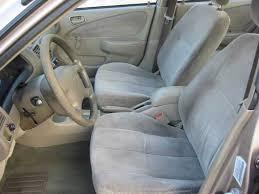 toyota corolla seats 2000 toyota corolla deluxe leather seat covers
