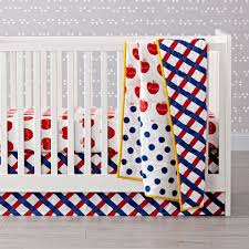 boys crib bedding sets the land of nod