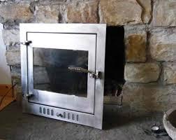 Air Tight Fireplace Doors by Airtight Fireplace Glass Doors U2013 Door Decorate