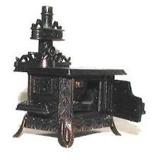 Pot Belly Stove With Glass Door by Antique Wood Stoves Ebay