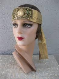 1920s headband vintage 1920s flapper headband fashion roaring 20 s