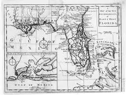 Map Of Northwest Florida by Digital History