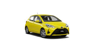 yellow toyota new toyota yaris ascent hatch automatic in stock at southside toyota