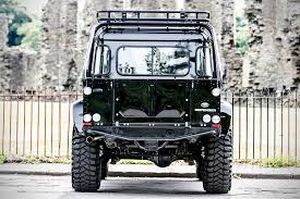 land rover spectre auction block land rover defender svx u0027spectre u0027 hiconsumption