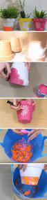 16 diy mothers day crafts for grandma paint pots craft and gift